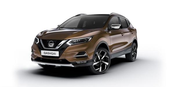 Nissan QASHQAI DIG-T 140