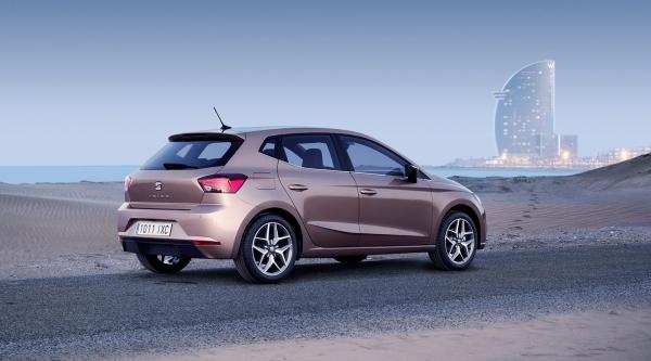 SEAT  Ibiza Style 1,6 TDI 95 5st.