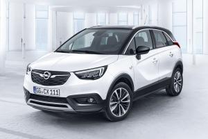 Opel Crossland X 1.2 (60kW/81k)