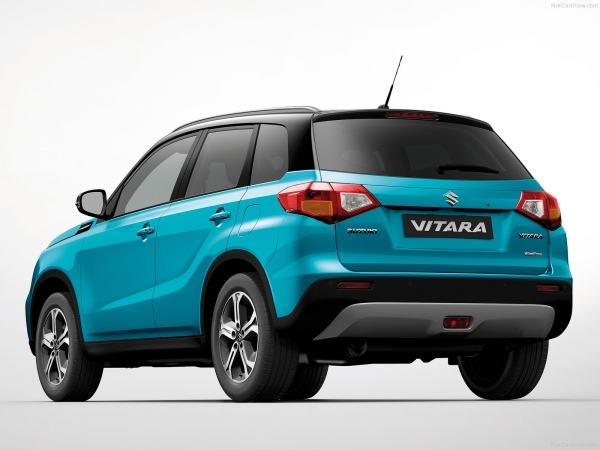 Suzuki VITARA 2WD 1,0 l BOOSTERJET