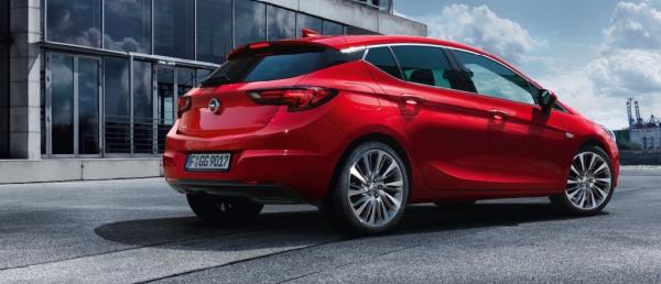 Opel Astra Hatchback 1.6 CDTI (81kW/110k) Start/Stop ECOTEC
