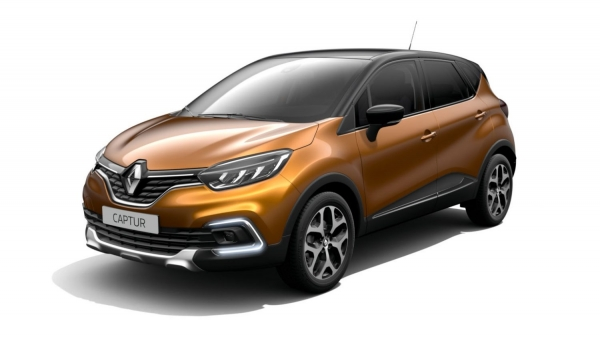 Renault CAPTUR Energy dCi 90