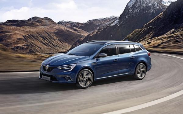 Renault MEGANE Grandtour Blue dCi 115