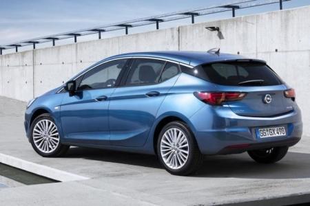 Opel Astra Hatchback 1.0 TURBO (66kW/90k) Start/Stop