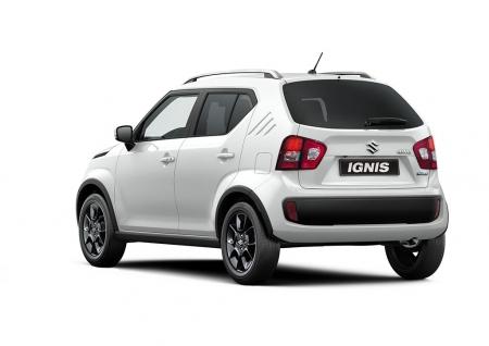 Suzuki IGNIS 2WD 1,2 l DUALJET