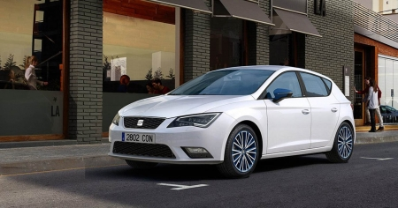 SEAT Leon 5D Reference 1,0 TSI 115 5st.
