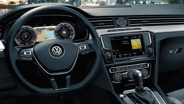 VOLKSWAGEN Passat Variant Trendline 2.0 TDI SCR BlueMotion 6st.