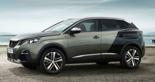 Peugeot 3008 SUV 1.2 PureTech 130k BVM6 €6.2