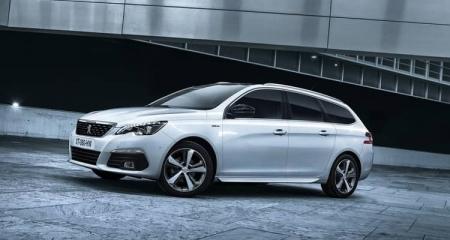 Peugeot 308 SW 1.2 PureTech 110k BVM6 EURO 6.2
