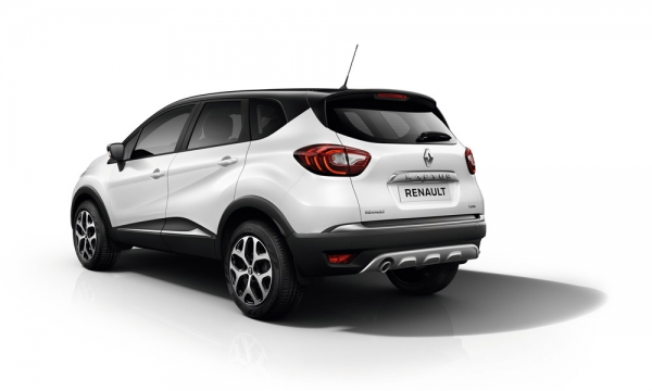 Renault CAPTUR Energy dCi 90
