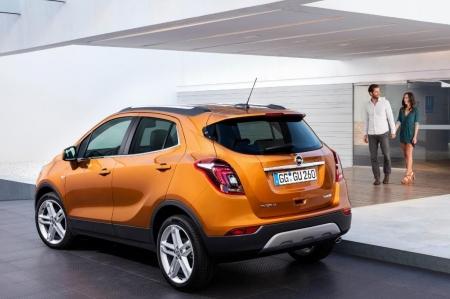 Opel Mokka X 1.4 TURBO (88kW/120k) Start/Stop