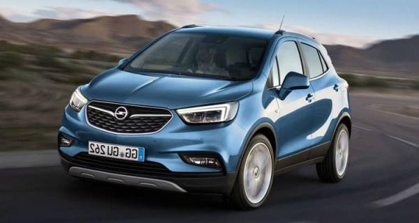 Opel Mokka X 1.6 CDTI (81kW/110k) Start/Stop ECOTEC
