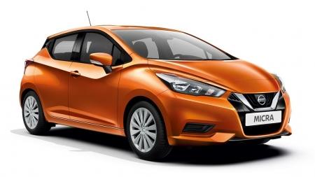 Nissan MICRA MY18 1.0 L (71 k)