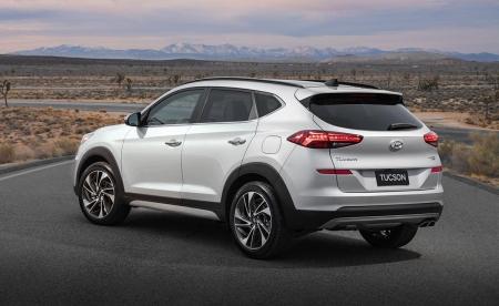 HYUNDAI Tucson F/L 2,0 CRDi Premium 136KW/ 185k 4x4