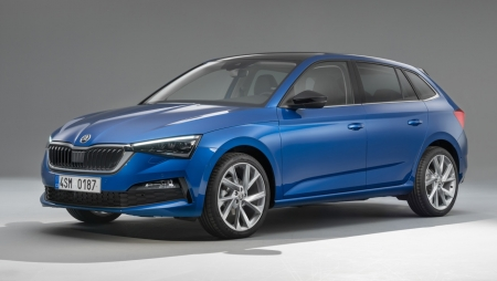 Nová ŠKODA Scala 1.0 TSI 70kW/ 95k 5° MP Ambition