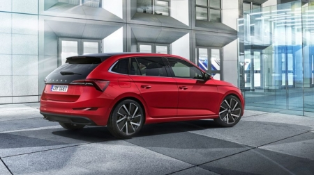 Nová ŠKODA Scala 1.0 TSI 70W/ 95k 5° MP Ambition