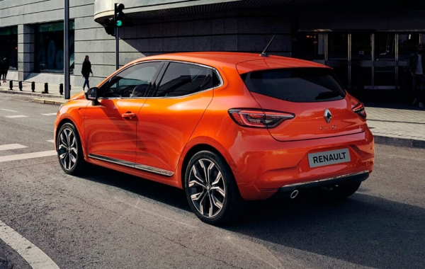 Renault CLIO Limited Energy TCe 90 66KW/ 90k 5st.