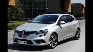 Renault MEGANE LIMITED TCe 115 GPF 85KW/ 115k 6d