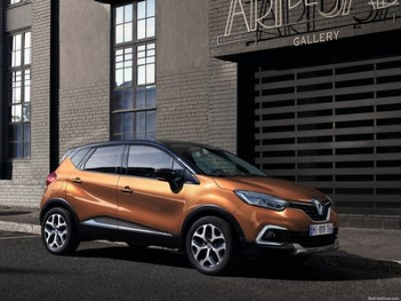 Renault CAPTUR Limited Energy TCe 90 66KW/ 90k 5st.