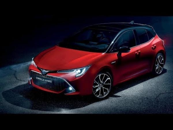 Toyota Corolla Hatchback 1.2 Turbo 85kW/ 116k 6M/T benzín Active