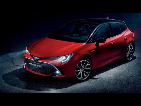 Toyota Corolla Hatchback 1.2 Turbo 85kW/ 116k 6M/T benzín Active