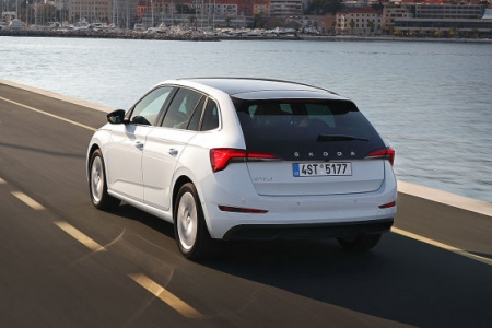 Nová ŠKODA Scala 1.6 TDI 85W/ 115k 6° MP Active