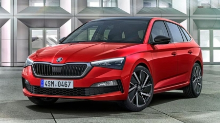 Nová ŠKODA Scala 1.0 TSI 70W/ 95k 5° MP Active