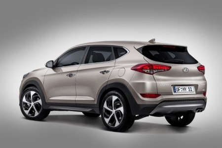 HYUNDAI Tucson 1,6 GDi Smart 97kW/ 132k 4x2 MP