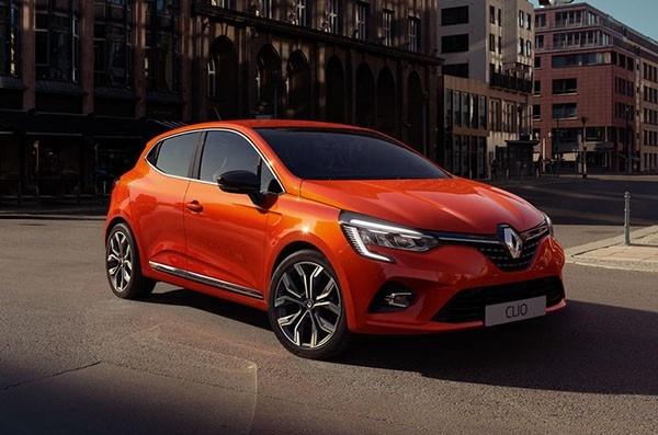 Nový Renault CLIO Intens TCe 130 EDC GPF 96kW/ 131k automat