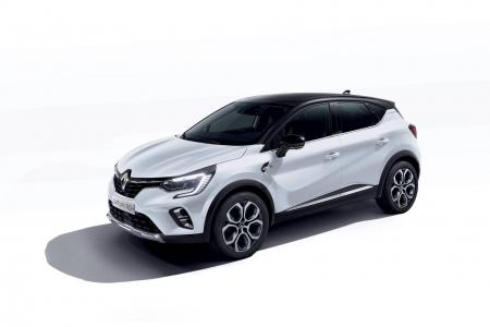 Nový Renault Captur ZEN TCe100 74kW/ 100k