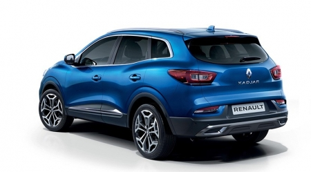 Renault Kadjar Blue dCi150 Intense 110KW/ 149k 4x4
