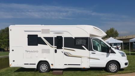 Karavan Benimar Tessoro 487(2020) motor 2.0 130k 6st manuál