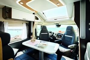 Karavan Benimar Perseo 563 (2020) motor 2.3 140k 6st manuál
