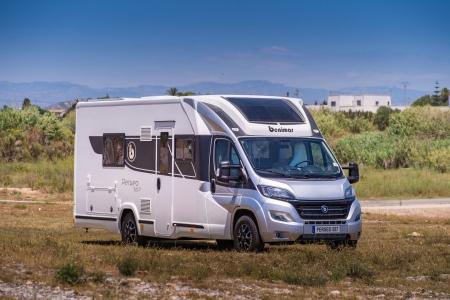 Karavan Benimar Perseo 557 (2020) motor 2.3 140k 6st manuál