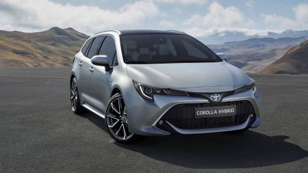 Toyota Corolla TS Kombi 1.2 Turbo 85kW/ 116k 6M/T benzín Comfort