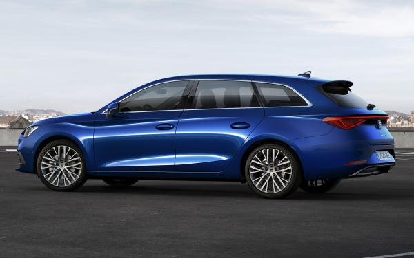 Nový SEAT Leon Sportstourer 2,0 TDI150 110kW/150k 7DSG Style